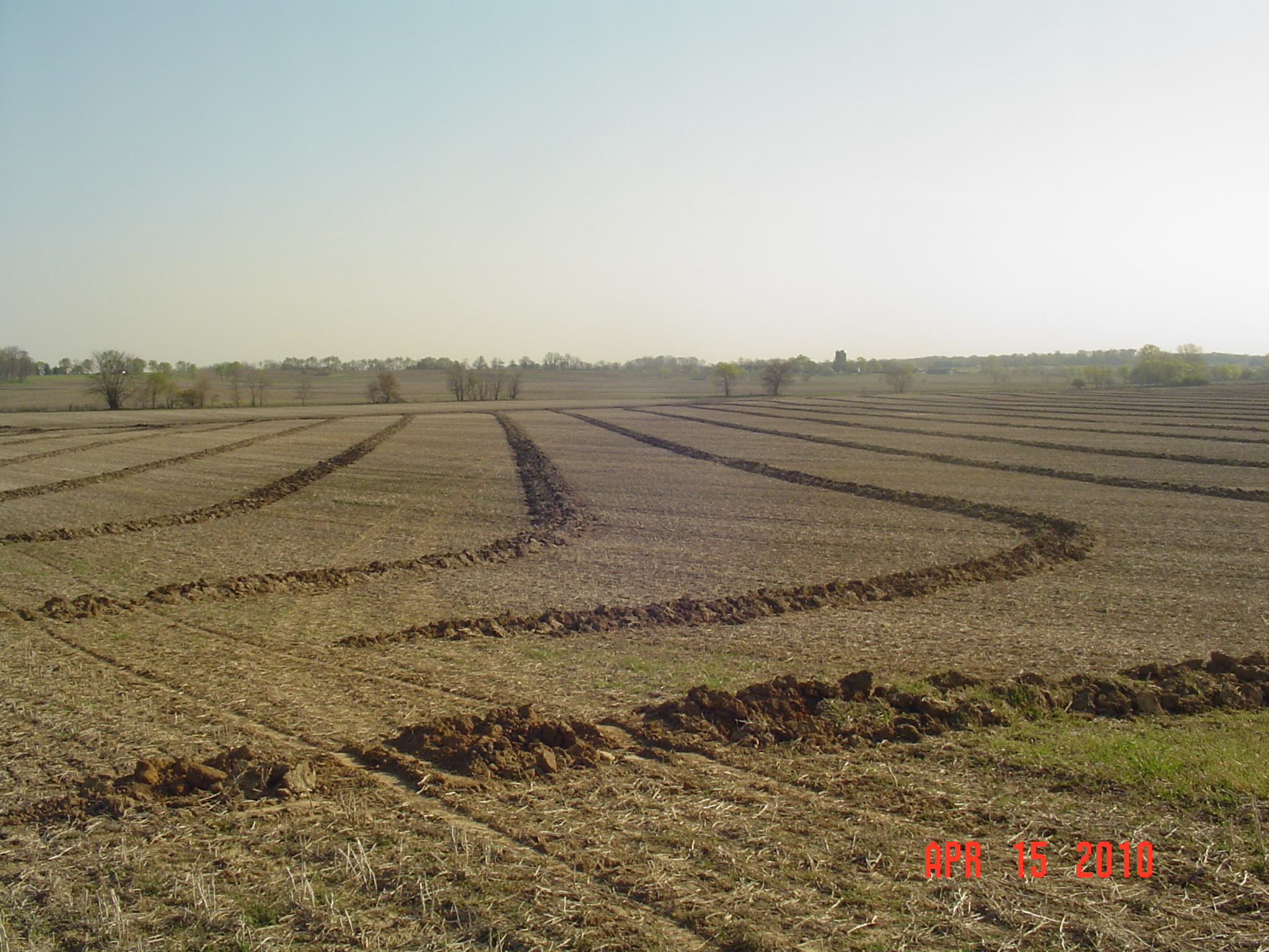 Fairfield soil and water tile or subsurface drainage for Soil drainage system