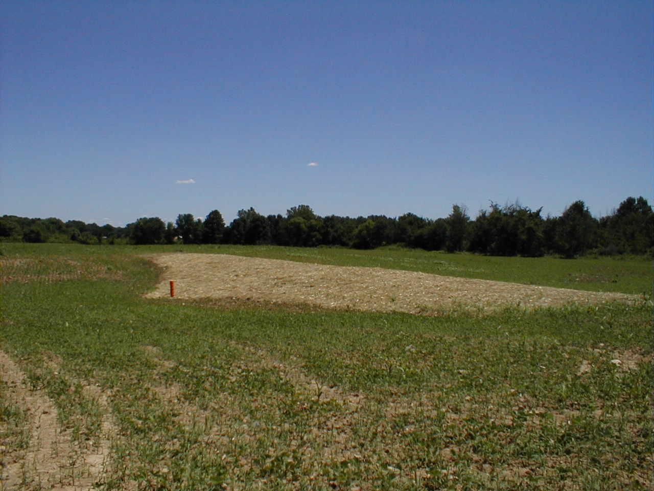 Fairfield Soil And Water Water Amp Sediment Control Basin