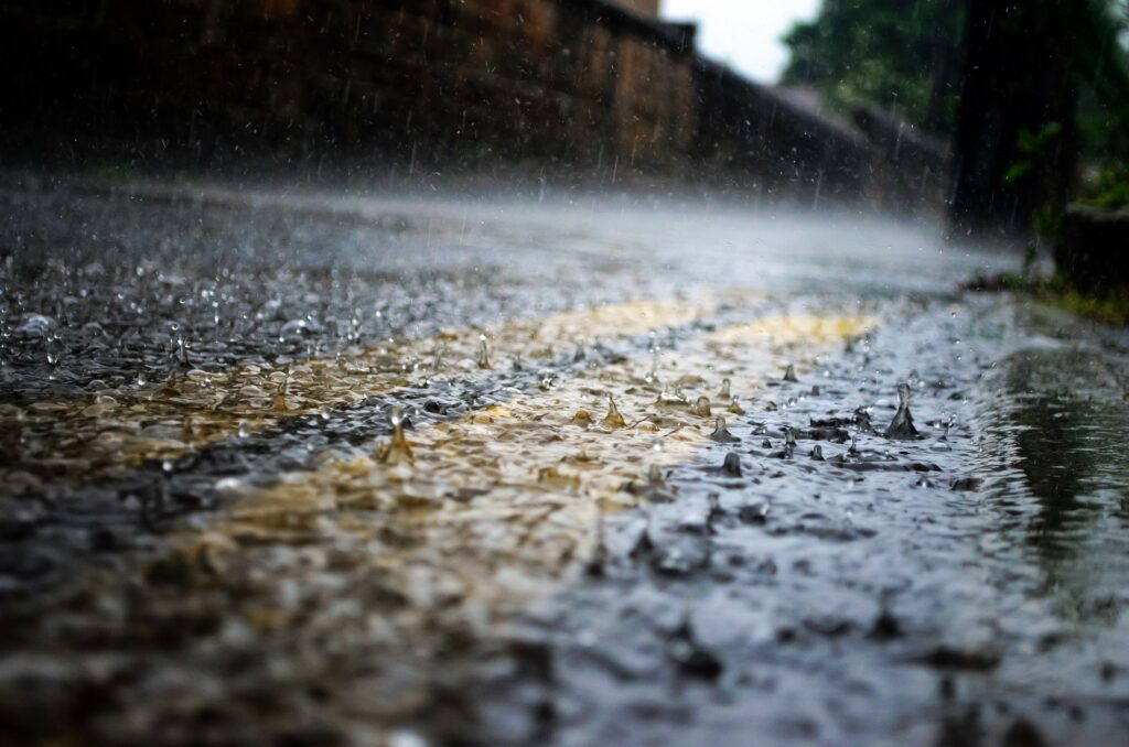What is a 100-Year Rainfall Event?